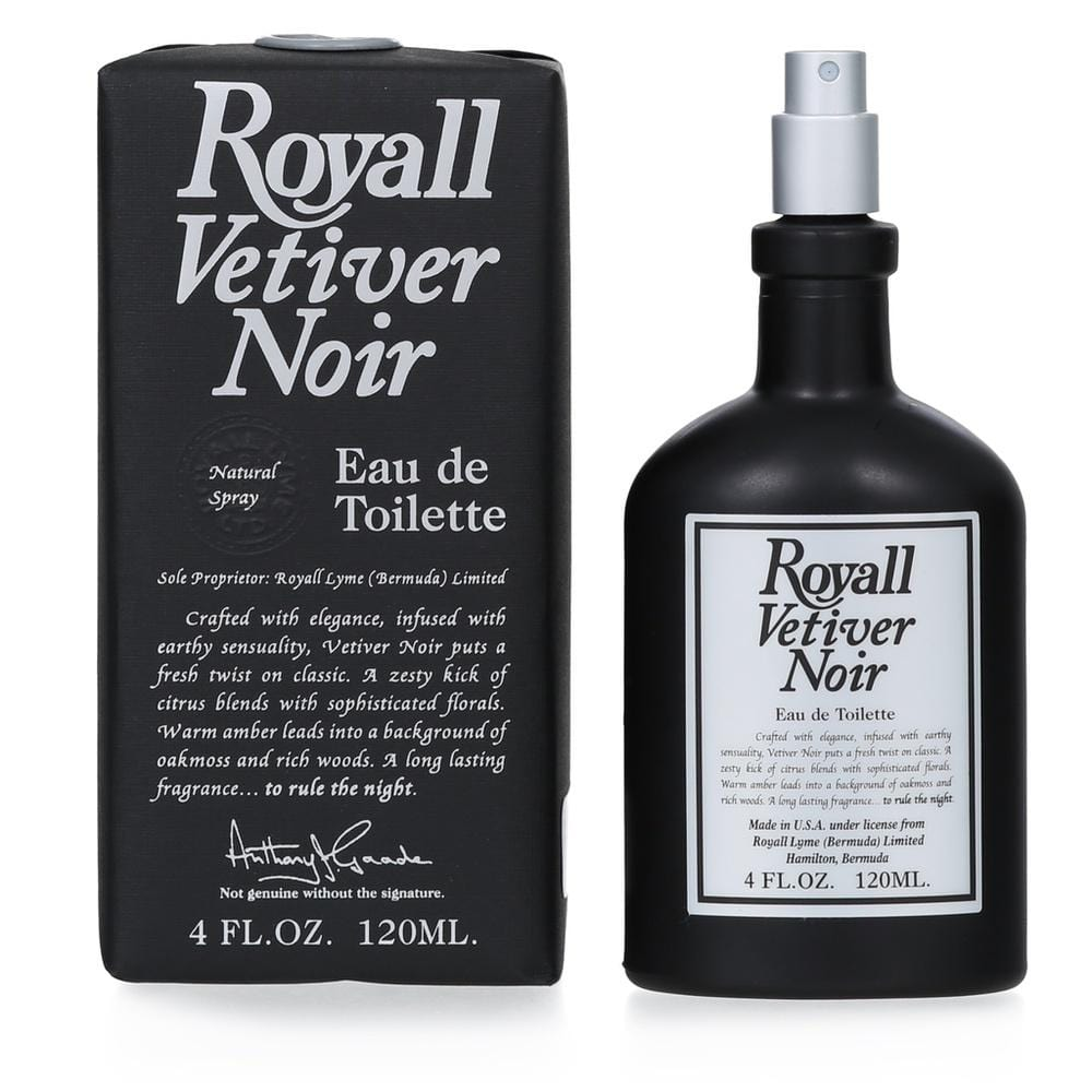 Royall Vetiver Noir Eau de Toilette Spray