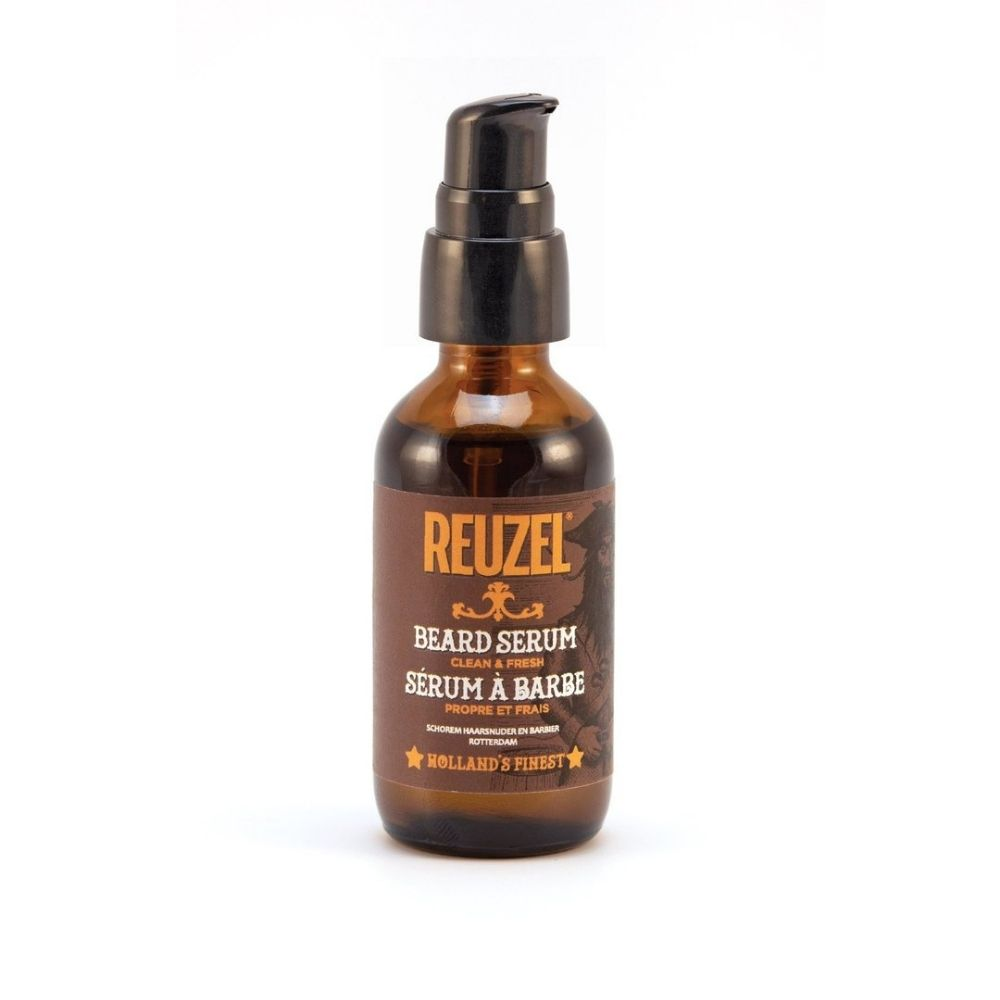 Reuzel Clean & Fresh Beard Serum - Bartöl