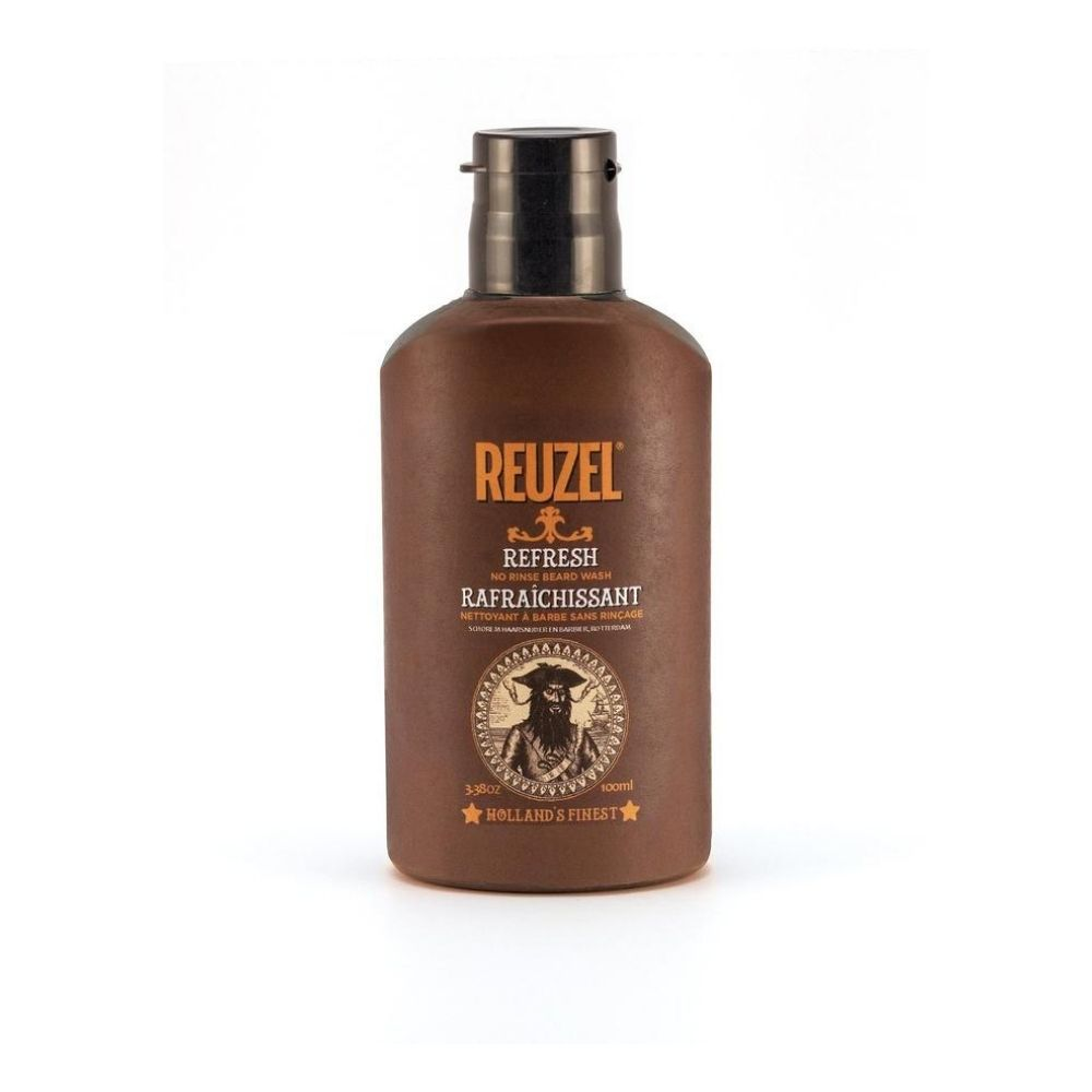 Reuzel REFRESH No Rinse Beard Wash -  Bartshampoo