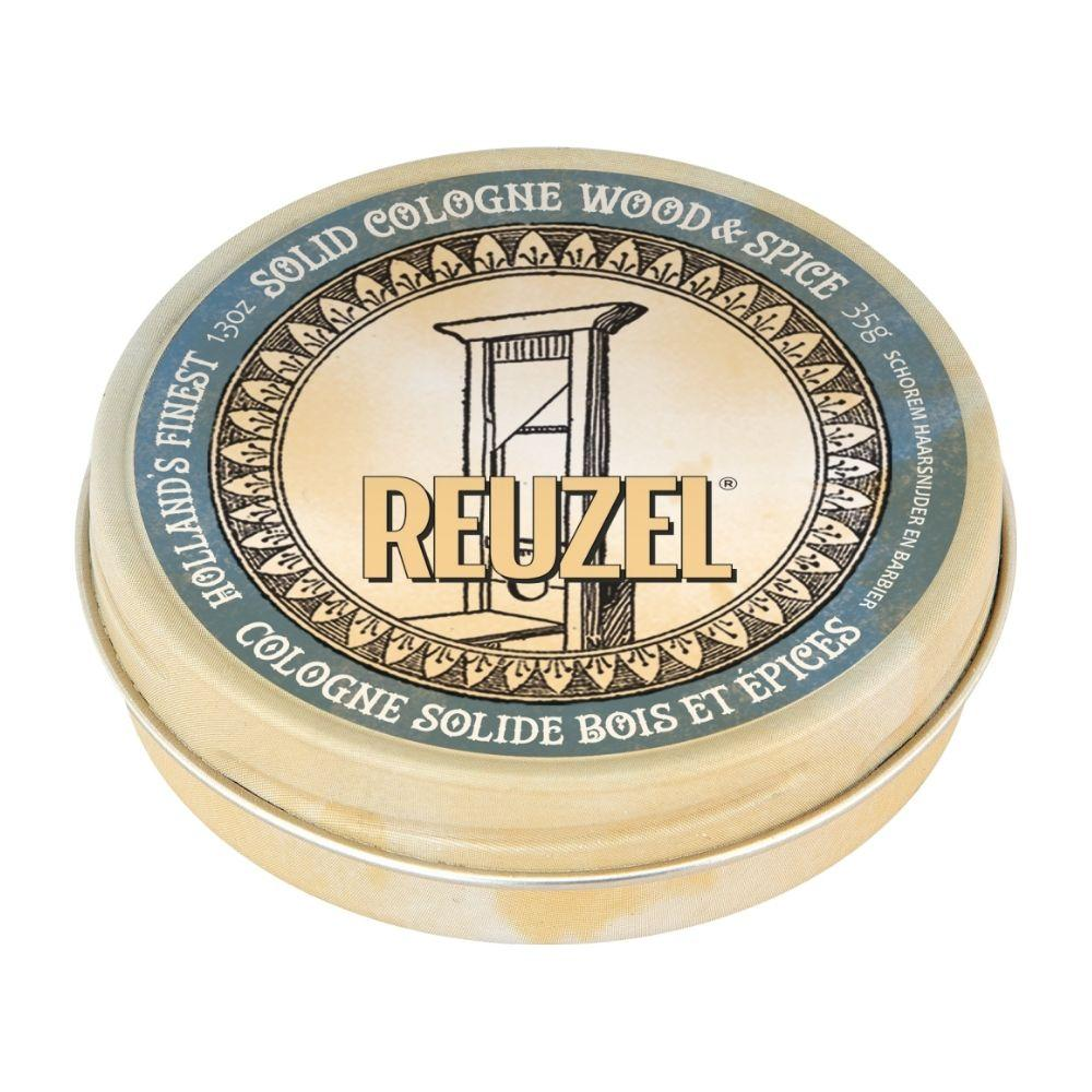 Reuzel Solid Cologne Balm Wood & Spice