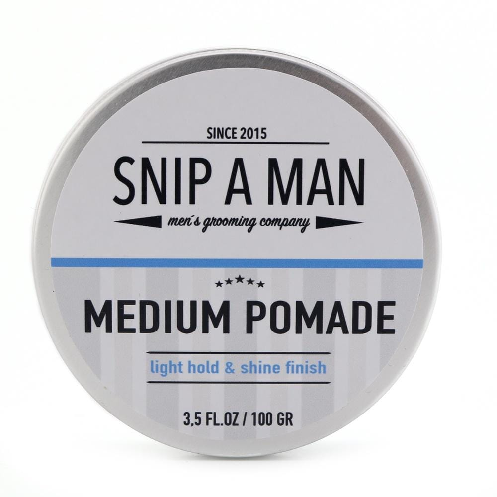 SNIP A MAN Medium Pomade