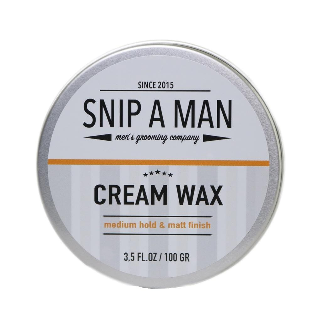SNIP A MAN Cream Wax