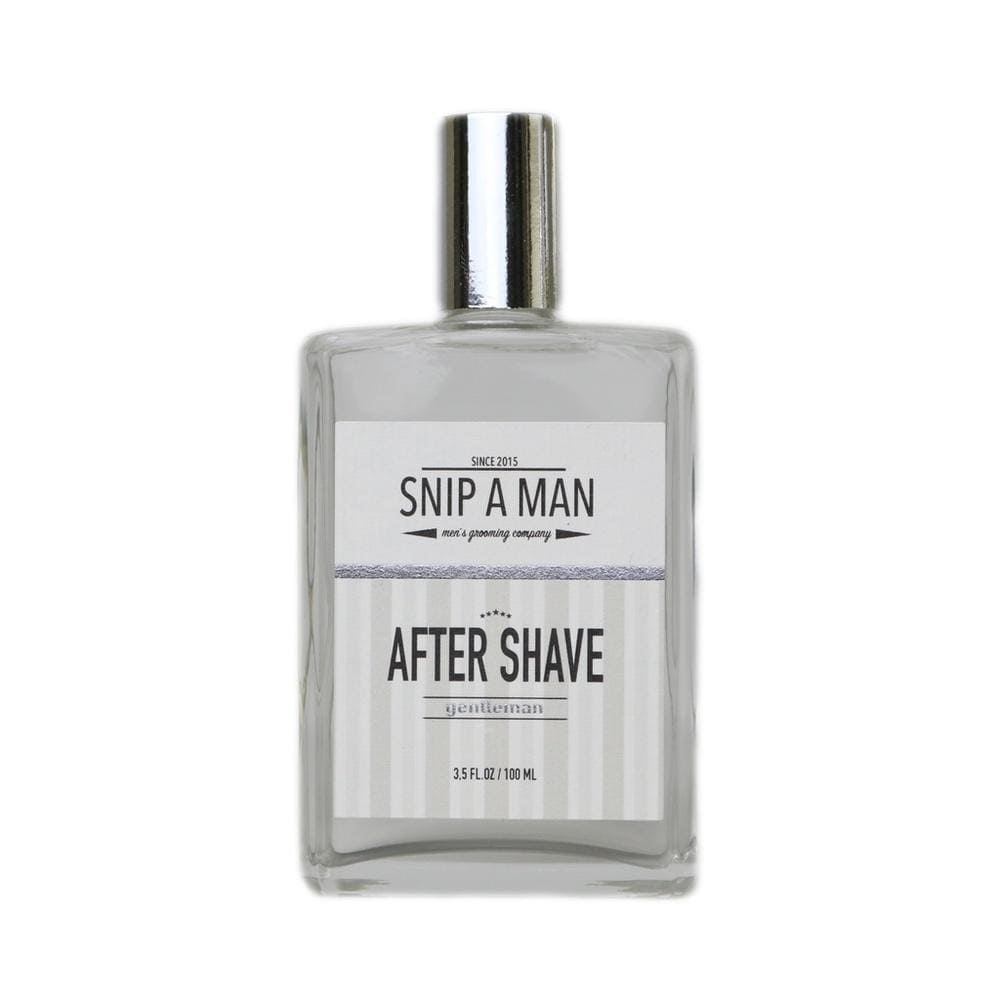 SNIP A MAN After-Shave Gentleman