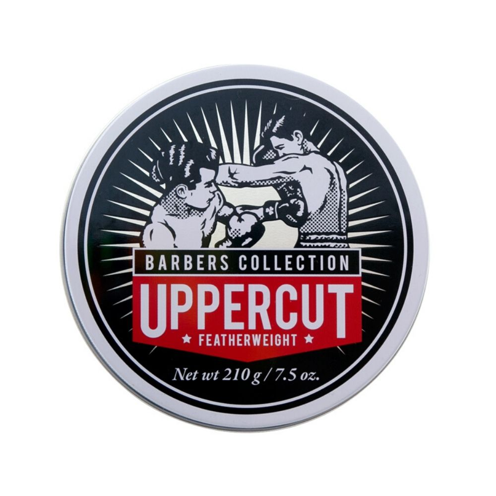 "Uppercut Deluxe - Featherweight Styling Paste ""Barber Size"" 210g"