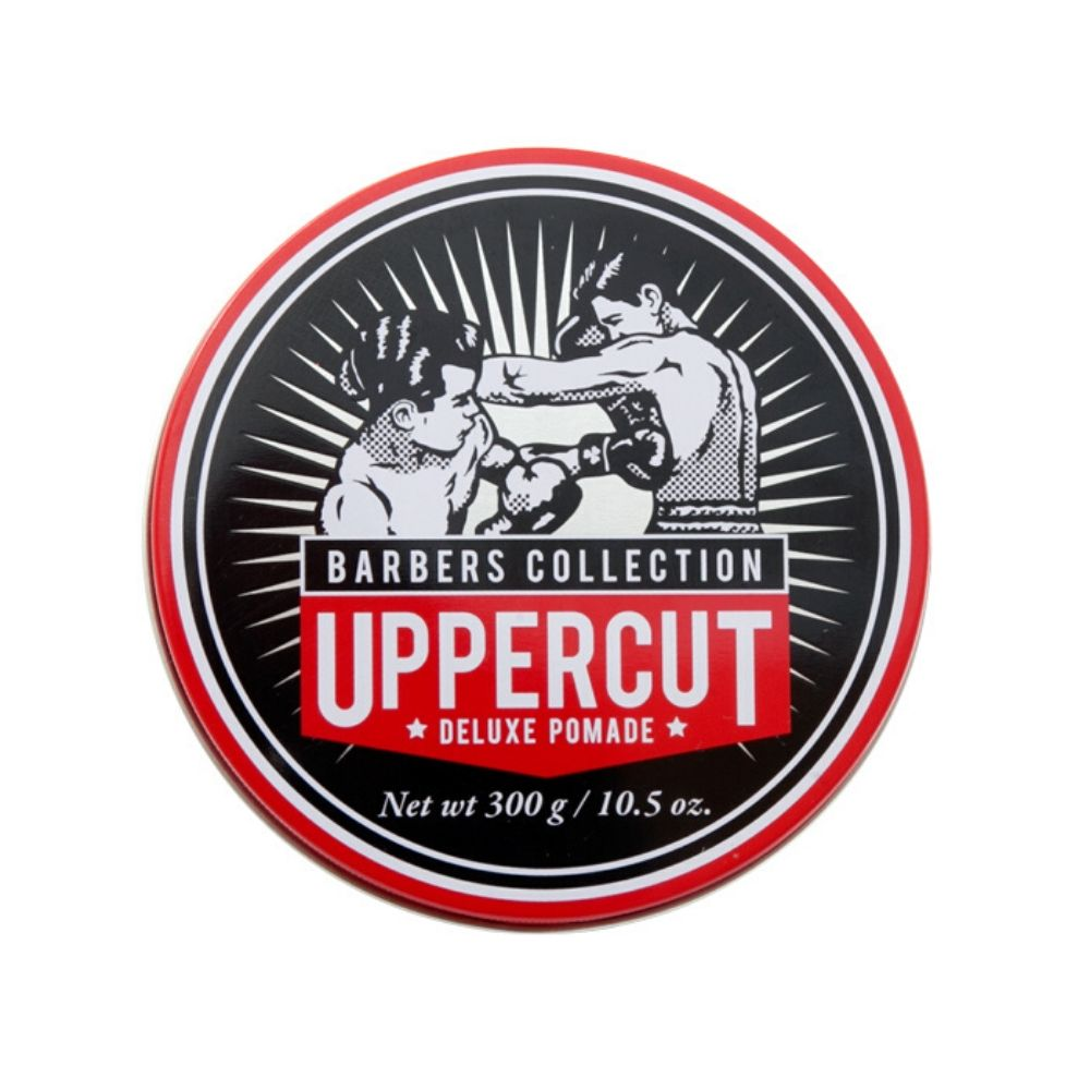 "Uppercut Deluxe - Deluxe Pomade ""Barber Size"" 300g"