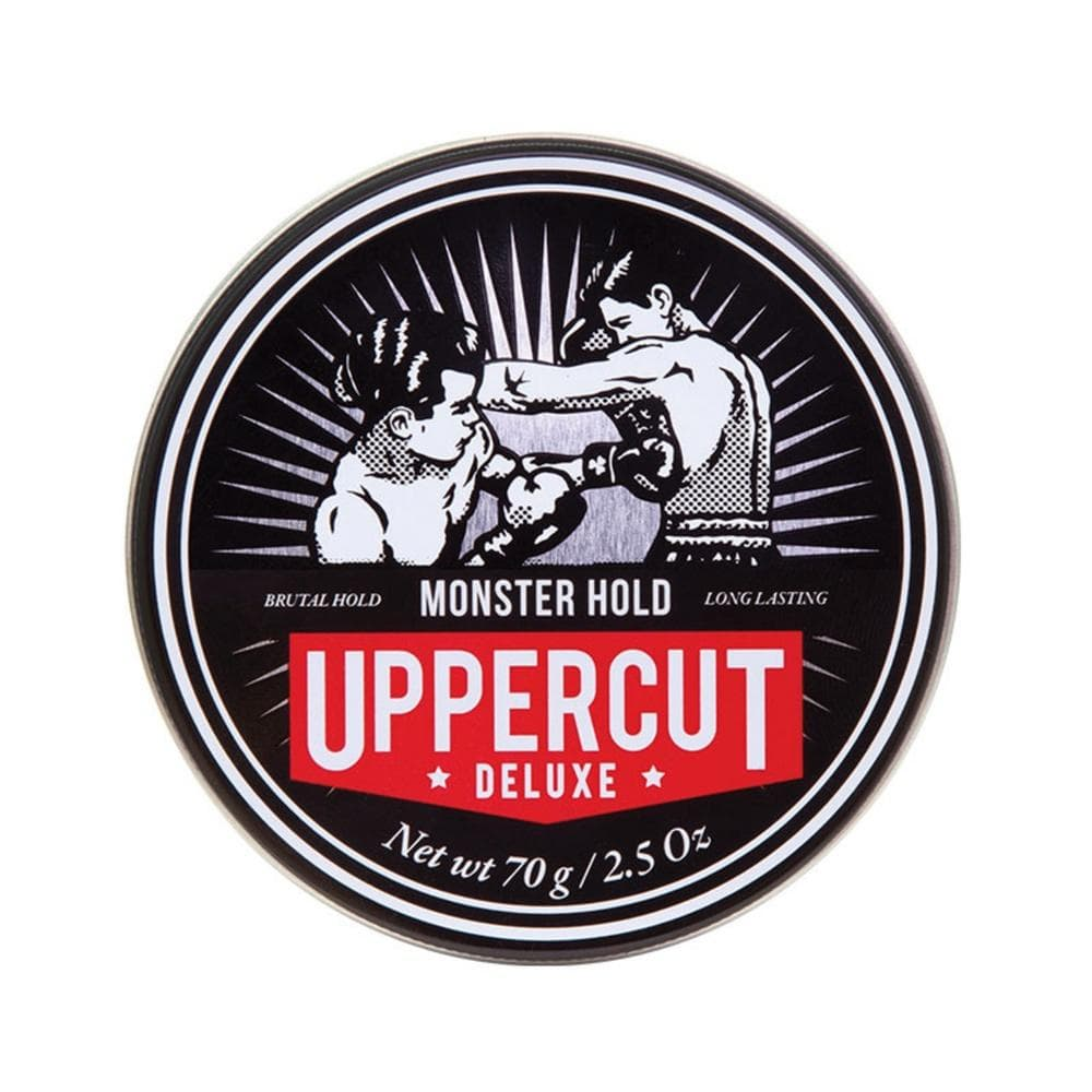 Uppercut Deluxe - Monster Hold Styling Wax-The Man Himself
