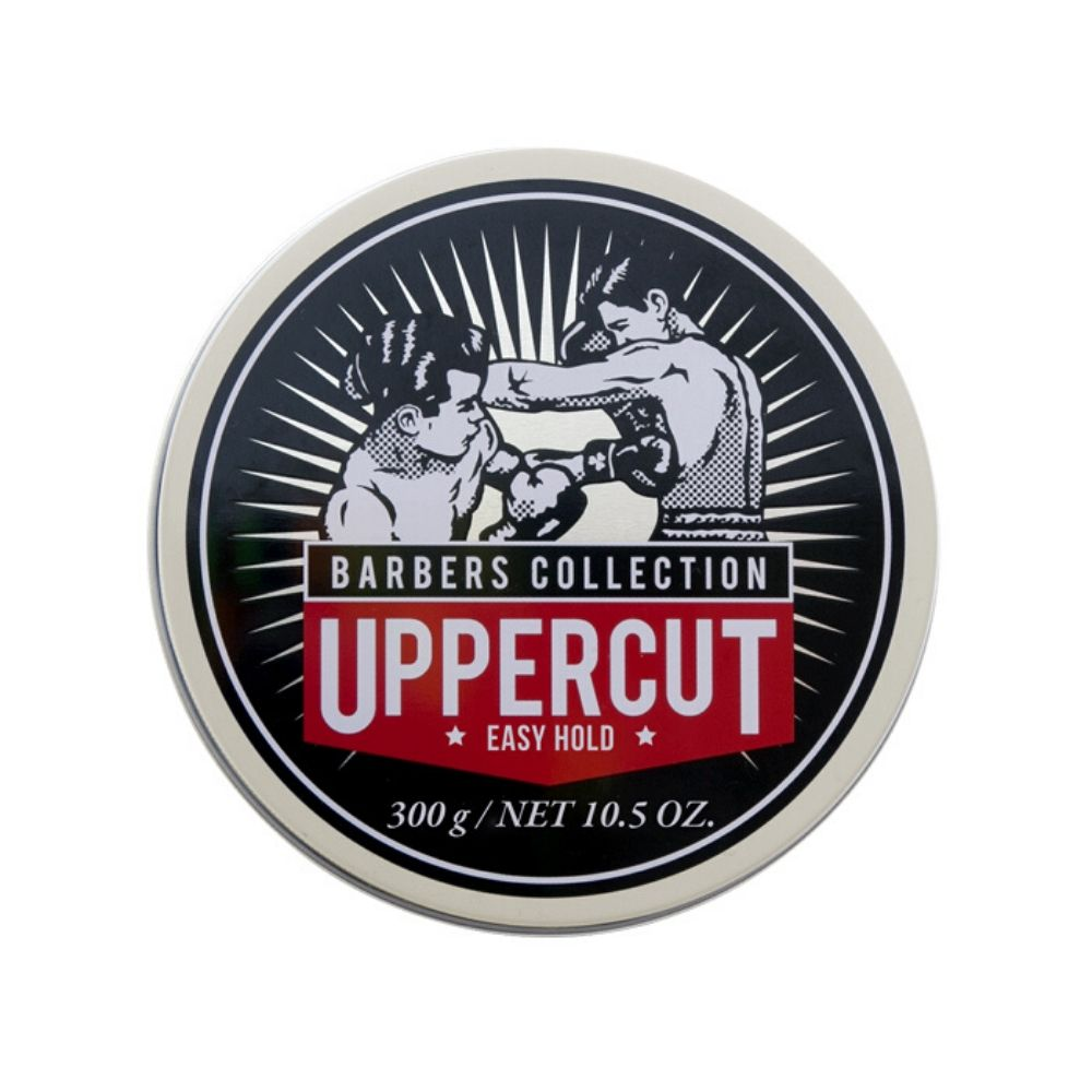 "Uppercut Deluxe - Easy Hold Styling Cream ""Barber Size"" 300g"