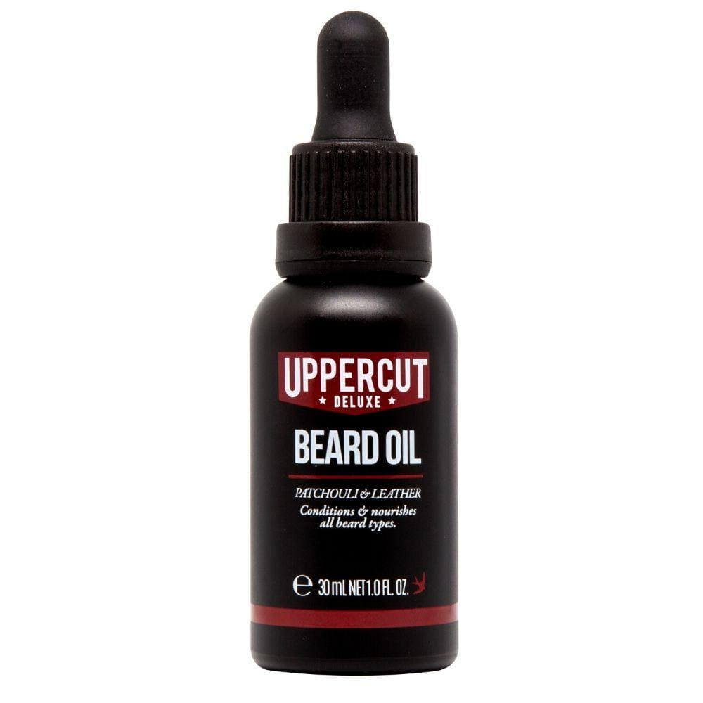 Uppercut Deluxe Beard Oil - Bartöl-The Man Himself