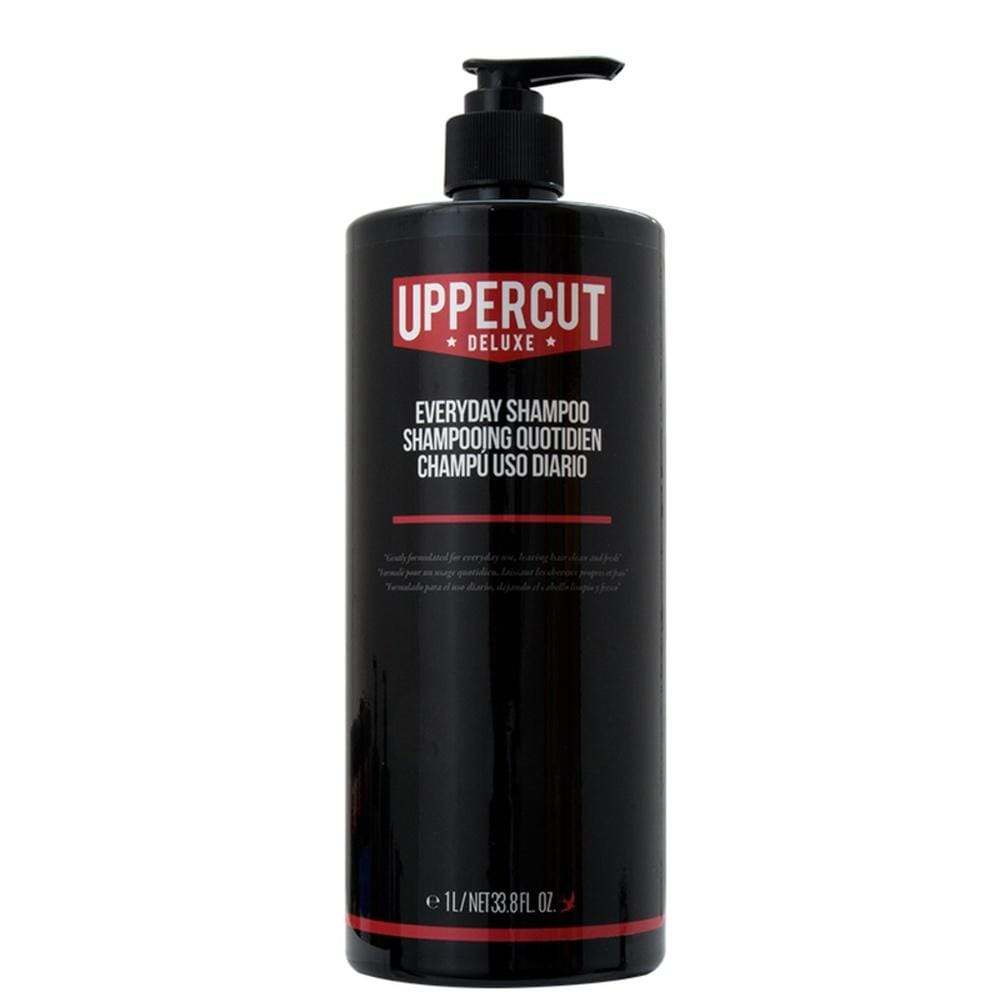 Uppercut Deluxe Everyday Shampoo-The Man Himself
