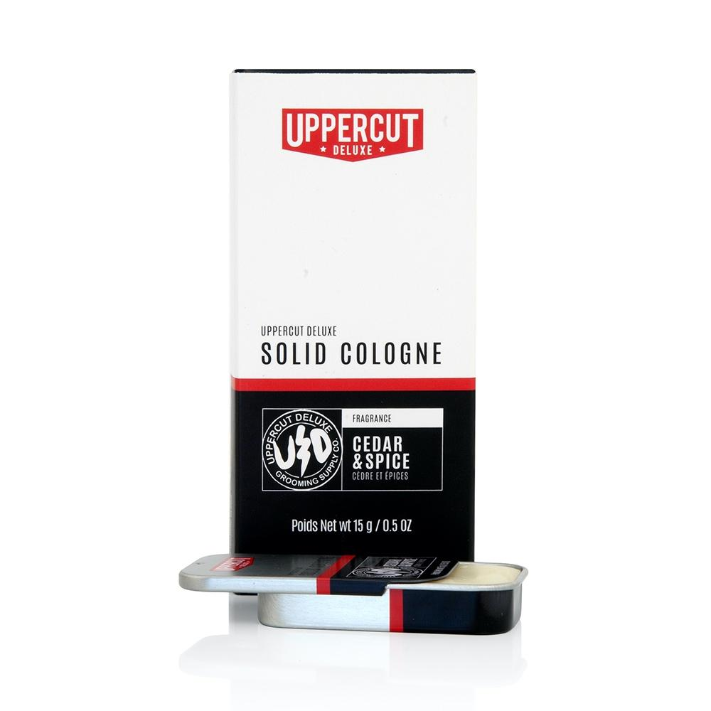 Uppercut Deluxe Solid Cologne Oak & Spice - The Man Himself