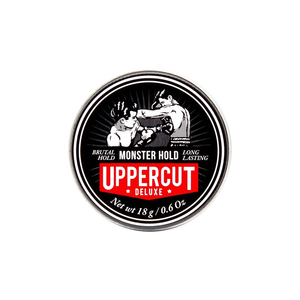 "Uppercut Deluxe - Monster Hold Styling Wax ""Mini"" 18g"