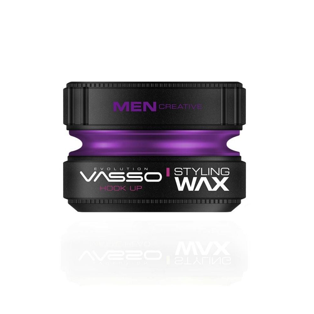VASSO Hair Styling Wax Pro Aqua - Hook Up