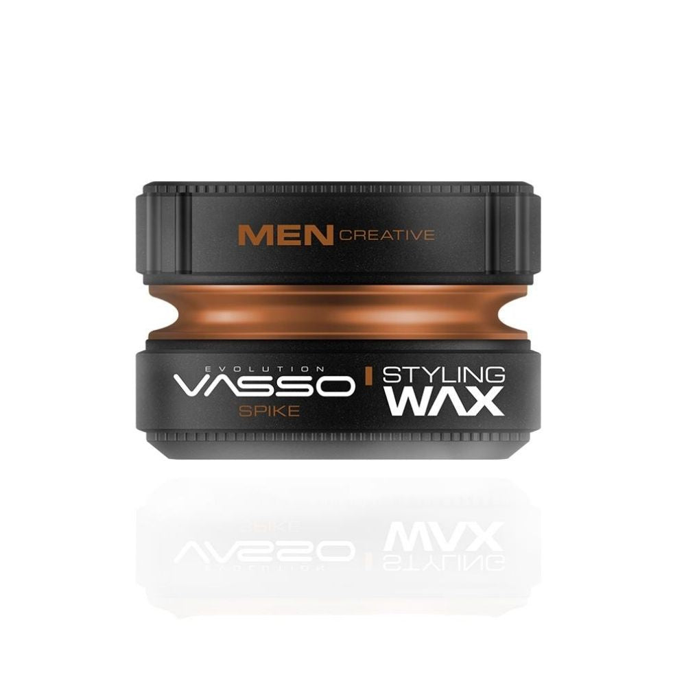 VASSO Hair Styling Wax Pro Clay - Spike