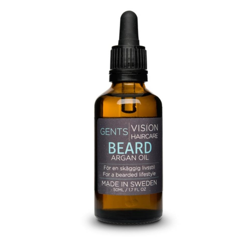 Vision Haircare Gents Beard Oil - Bartöl-The Man Himself