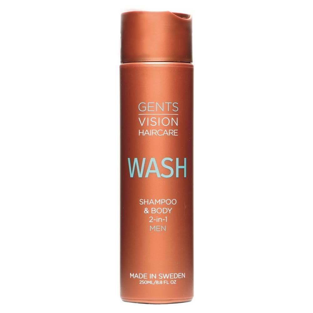 Vision Haircare Gents Wash 2-in-1 - Duschgel & Shampoo