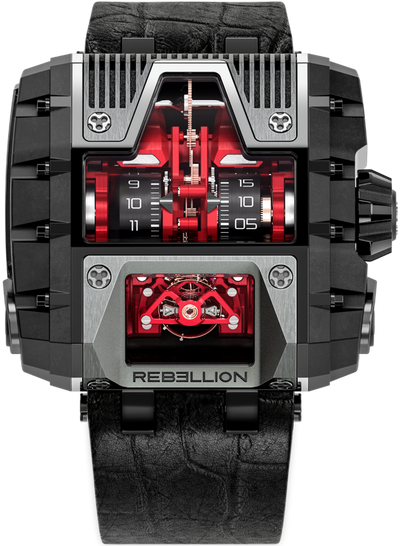 Rebellion Gotham Red