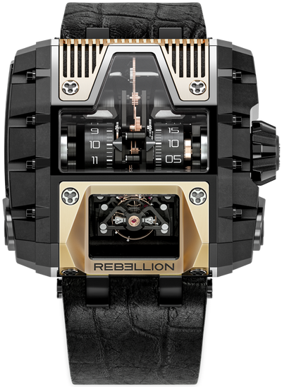 Rebellion Gotham Gold