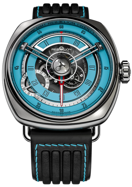 REBELLION TWENTY ONE / GMT - DUAL TIME ZONE