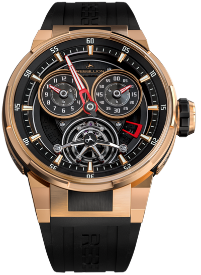 REBELLION PREDATOR 2.0 - REGULATOR TOURBILLON