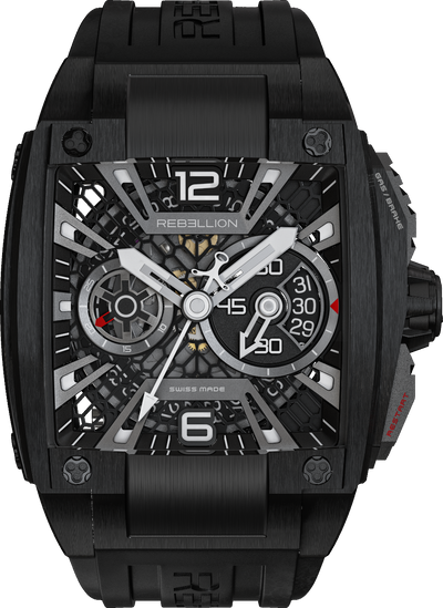 RE-Volt Chrono Black DLC Titanium