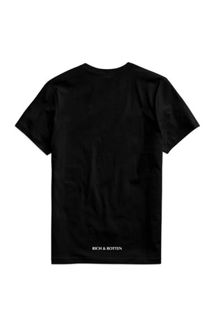 WHY HATE BLACK TEE