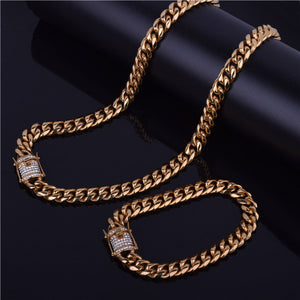 Gold Cuban Link BUNDLE