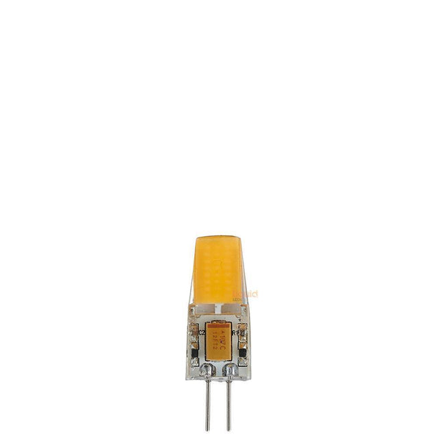 2W G4 Dimmable LED Bi-Pin in Warm White