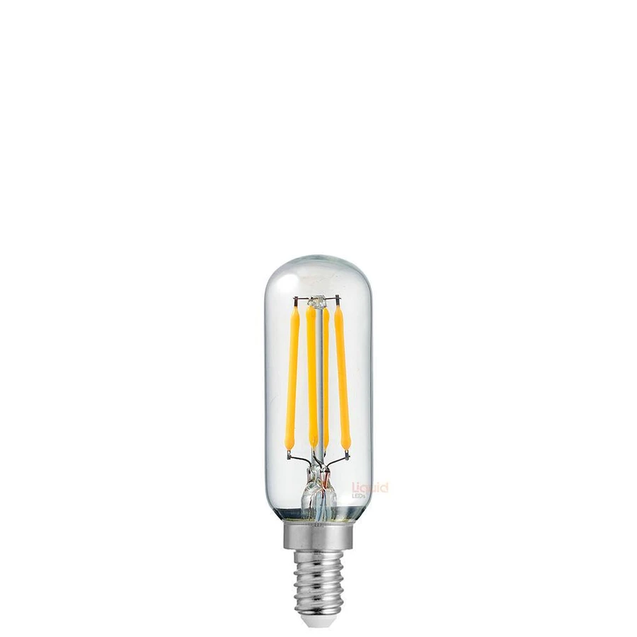 4W Tubular Dimmable LED Light Bulb (E12) Clear