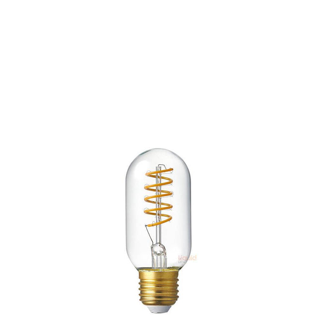 4W Tubular Dimmable Spiral LED Light Bulb (E27)