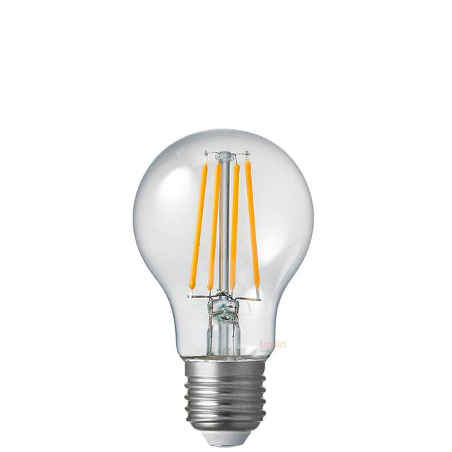 6W 12-24 Volt GLS Dimmable LED Light Bulb (E27) Clear