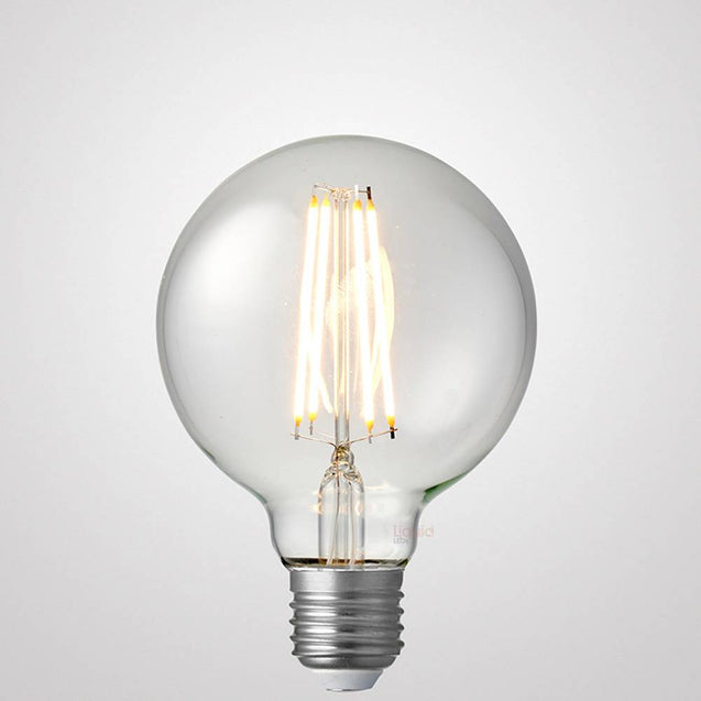 8W G95 Dimmable LED Bulb (E27) in Warm White