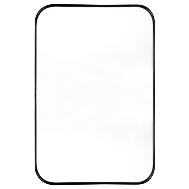 Bronx Wall Mirror - Black