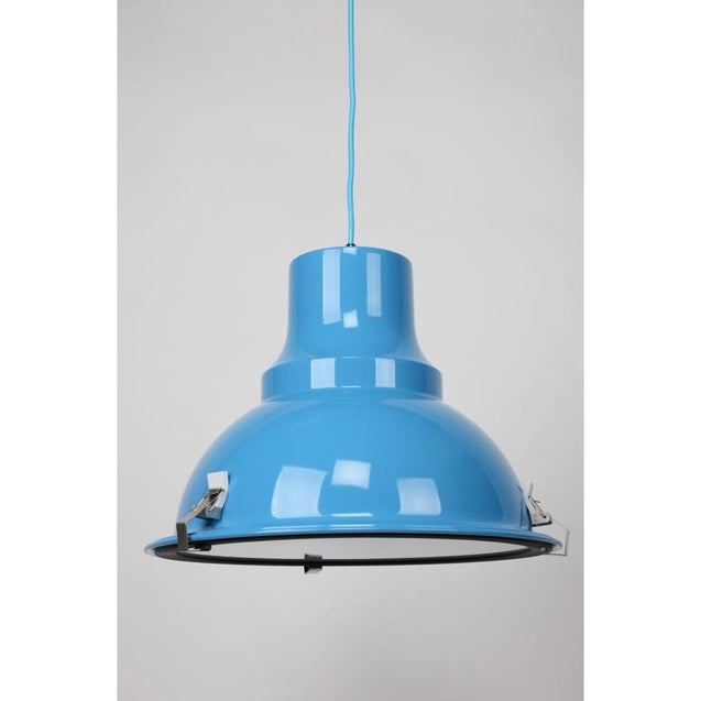 Aeolus Pendant Light - Blue - Pendant Light She Lights 5798LB