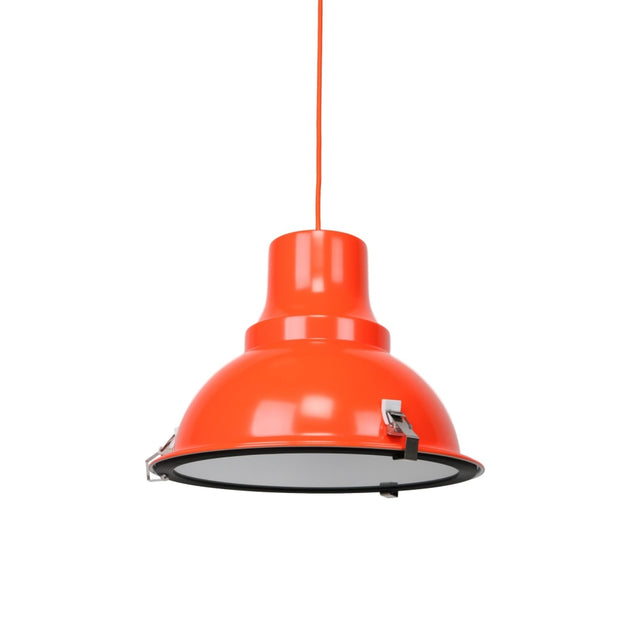Aeolus Pendant Light - Orange - Pendant Light She Lights 5798LuR
