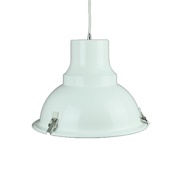 Aeolus Pendant Light - White - Pendant Light She Lights 5798W