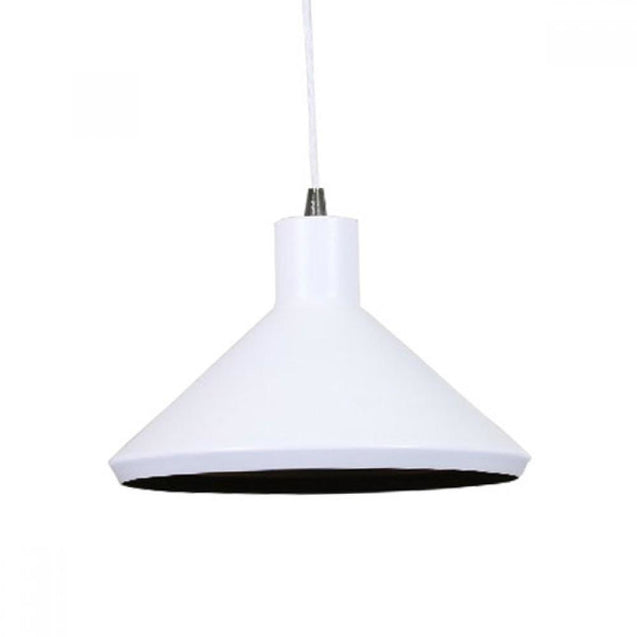 Bengt Pendant Light - White Gold - Pendant Light She Lights MY290MW/G
