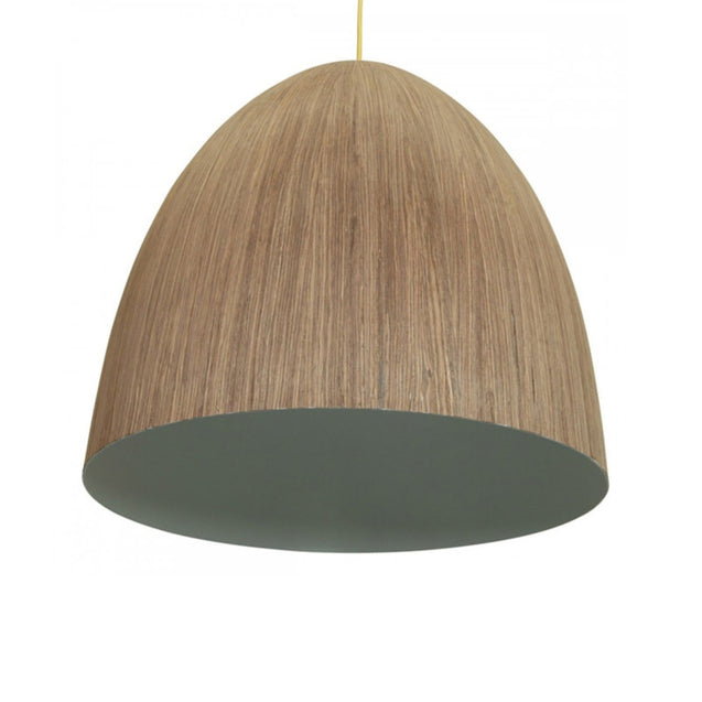 Cacia Pendant Light - Oak - Pendant Light She Lights MH500