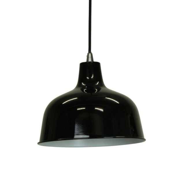 Dania Pendant Light - Black - Pendant Light She Lights 6545B