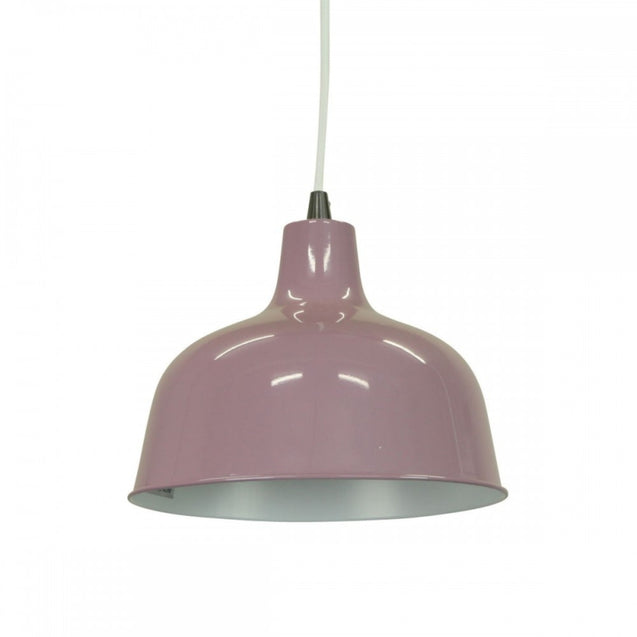 Dania Pendant Light - Pastel Violet - Pendant Light She Lights 6545PV
