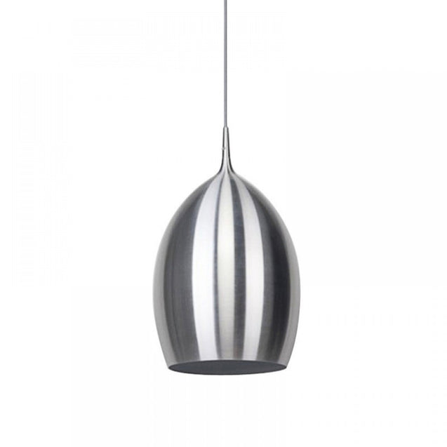 Elpis Pendant Light - Aluminium - Pendant Light She Lights 6441AL