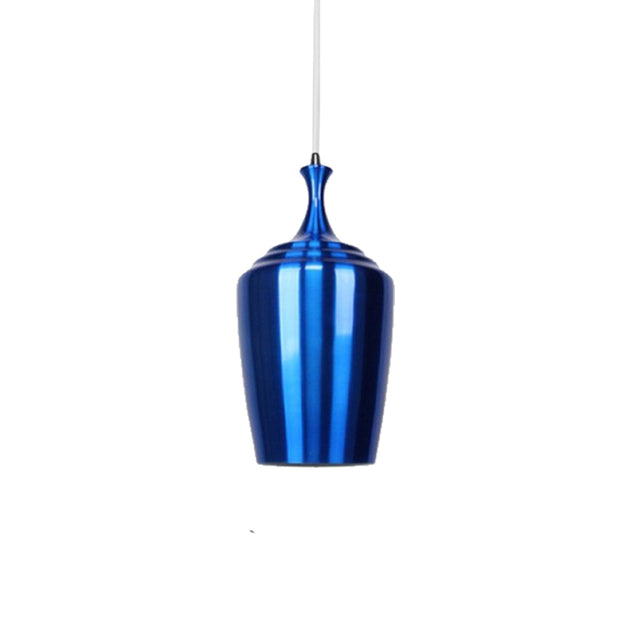 Eva Pendant Light - Blue - Pendant Light She Lights 2012BU