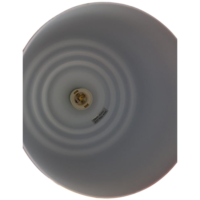 Eva Wide Pendant Light - Pendant Light She Lights 2011BU