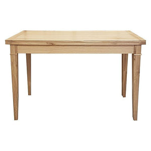 French Foldable Dining Table - Dining Table 6ixty 6CTFRT