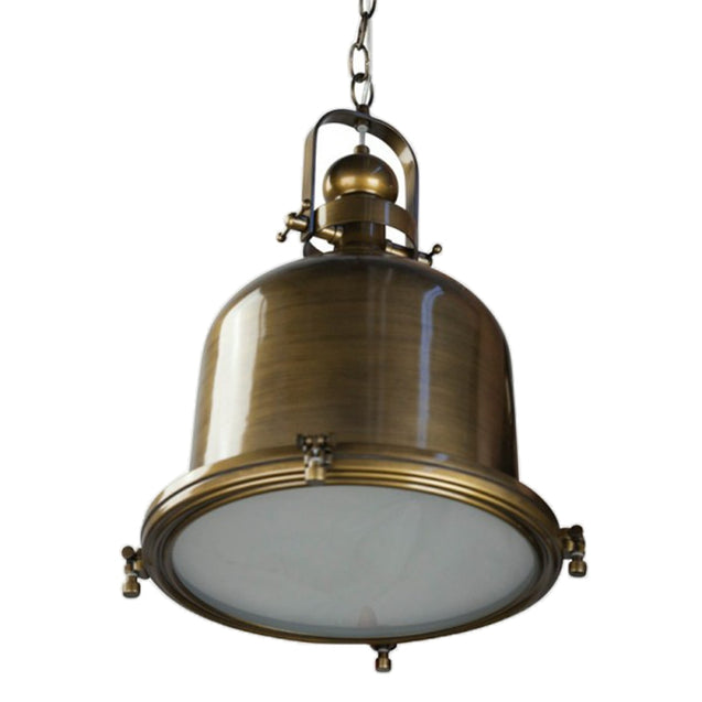 Gaia Classic Pendant Light - Pendant Light She Lights 6600BZ