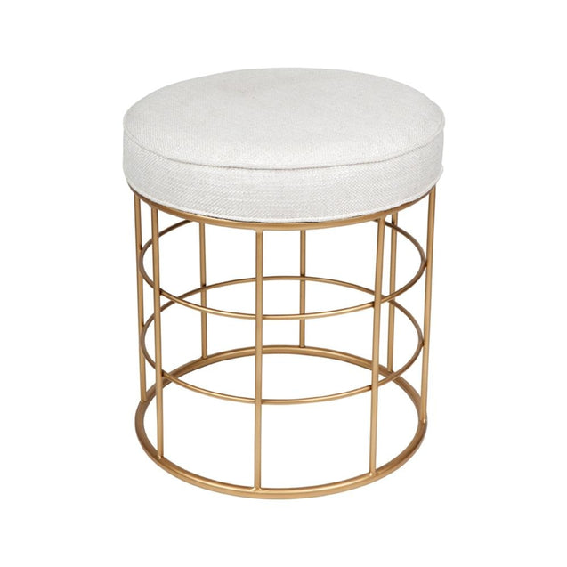 Ibiza Stool Natural - Stool CAFE Lighting & Living 31106