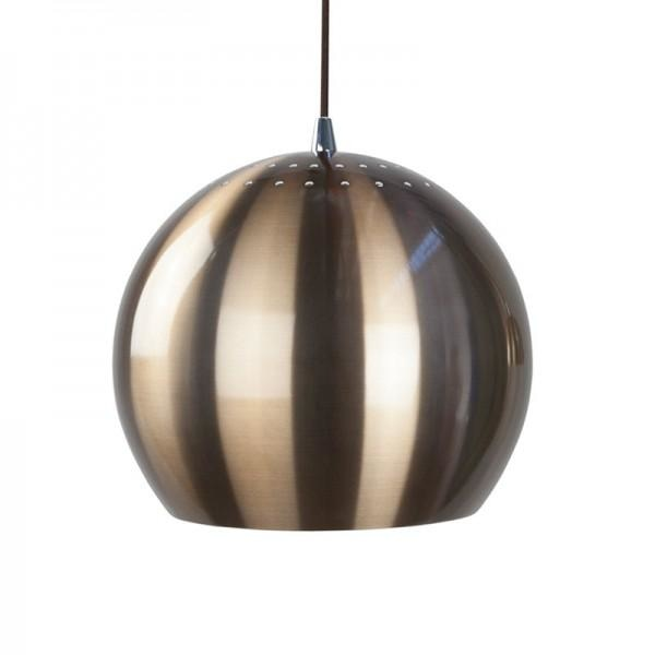 Inga Pendant Light - Brown - Pendant Light She Lights 1056BR