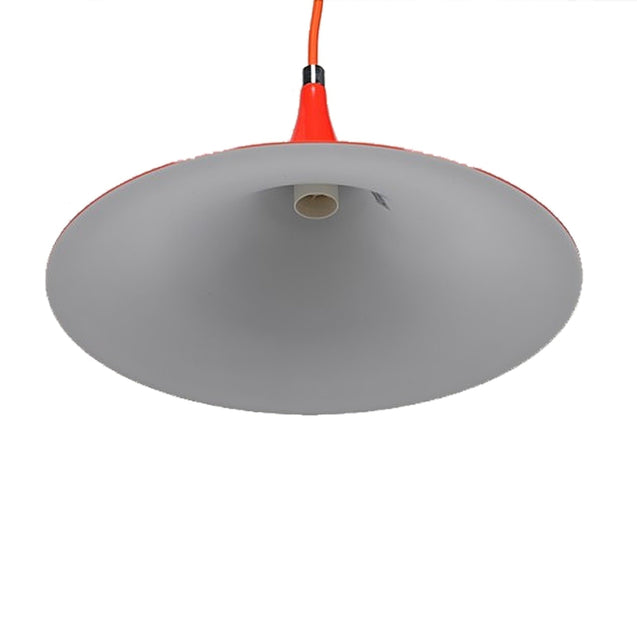 Iole Luminous Bright Red - Pendant Light She Lights 2045LuBR