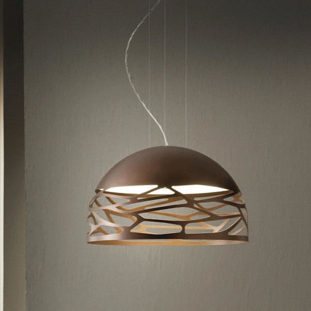 Kelly SO Pendant Light - Bronze / Ø 500mm - pendant Light Studio Italia Design 2S141009