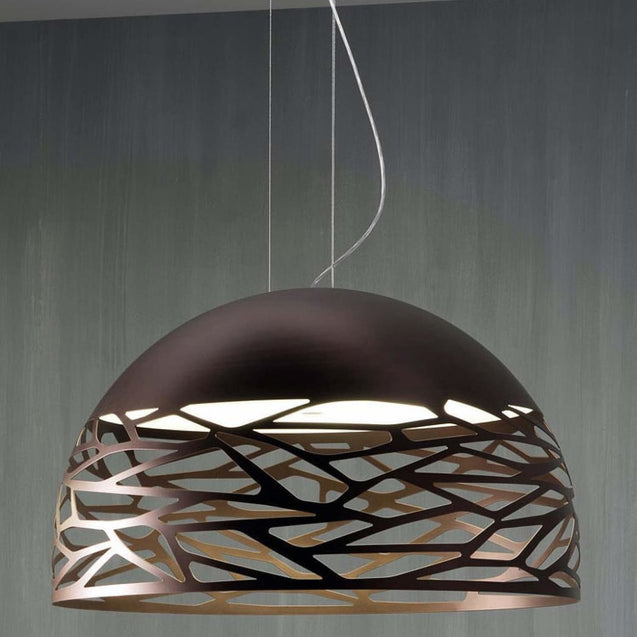 Kelly SO Pendant Light - Bronze / Ø 800mm - pendant Light Studio Italia Design 2S141010