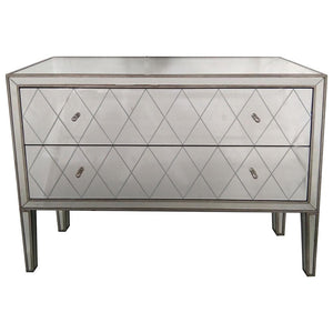 Krystal Chest of Drawers - Chest of Drawers CAFE Lighting & Living 31480